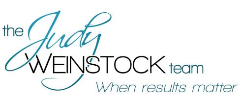 The Judy Weinstock Team Logo
