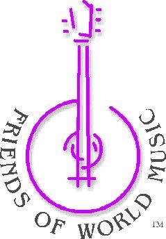 friends of world music logo